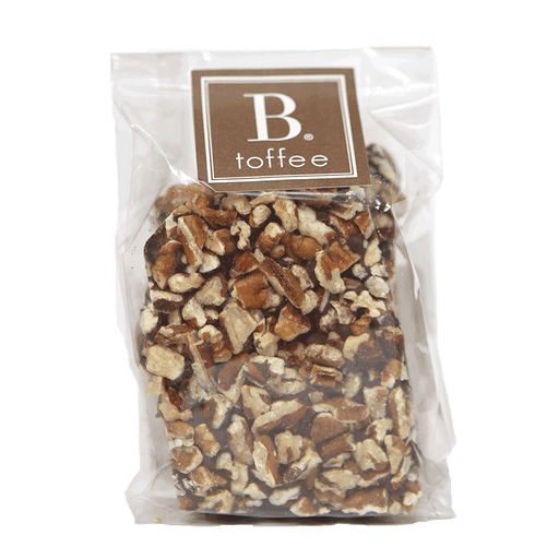 B Toffee - Handcrafted Chocolate Toffee, 4oz
