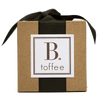B Toffee - Chocolate Toffee - Gift Box, 8oz