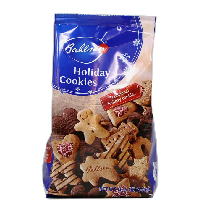 Bahlsen - Assorted Holiday Cookies, 10.6oz