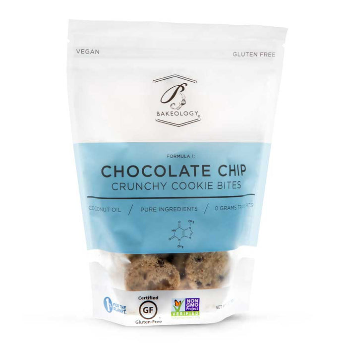 Bakeology - Chocolate Chip Cookie Bites, 6oz