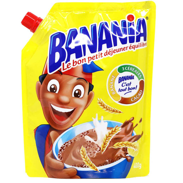 Banania Chocolate breakfast mix 400g (14.1 oz)