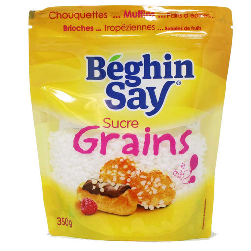 Beghin Say - Sugar Grains, 350g (12.4oz)