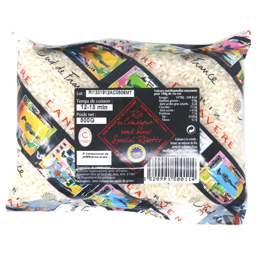 Benoit French White Rice from Camargue, 500g (1.1 lb)
