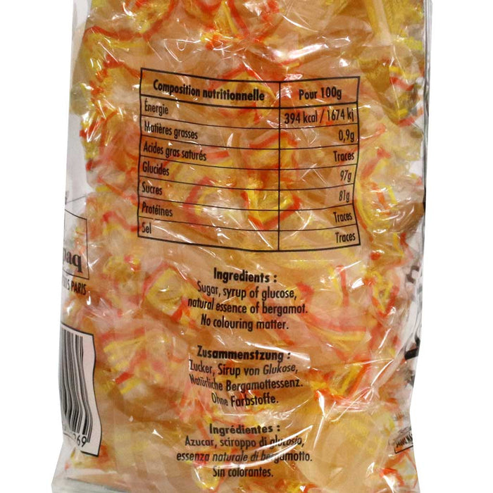 Confiserie Stanislas - Bergamot Candies from Nancy, 200g Bag
