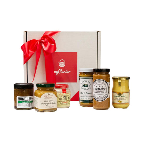 Best of Mustards Gift Set