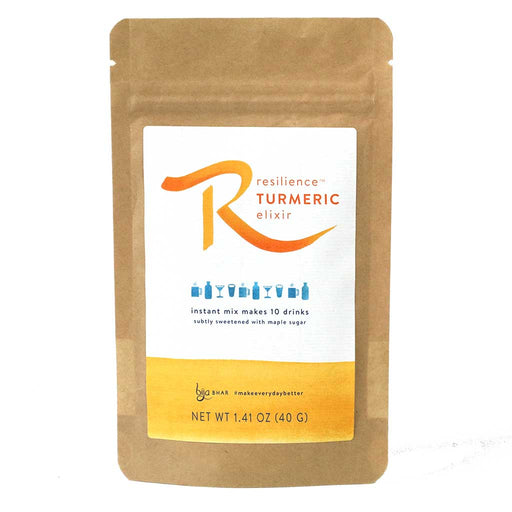Bija Bhar - Turmeric Drink, 10 Serving Pouch