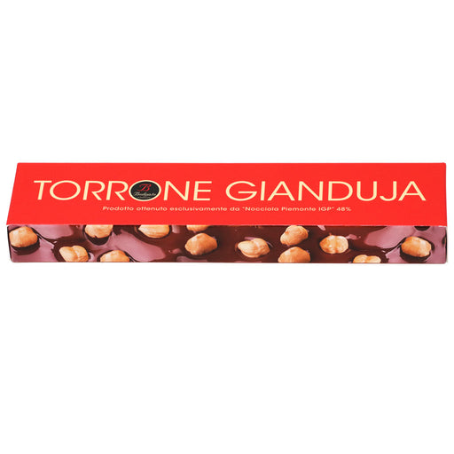 Bodrato - Gianduja Torrone Bar, 5.3oz
