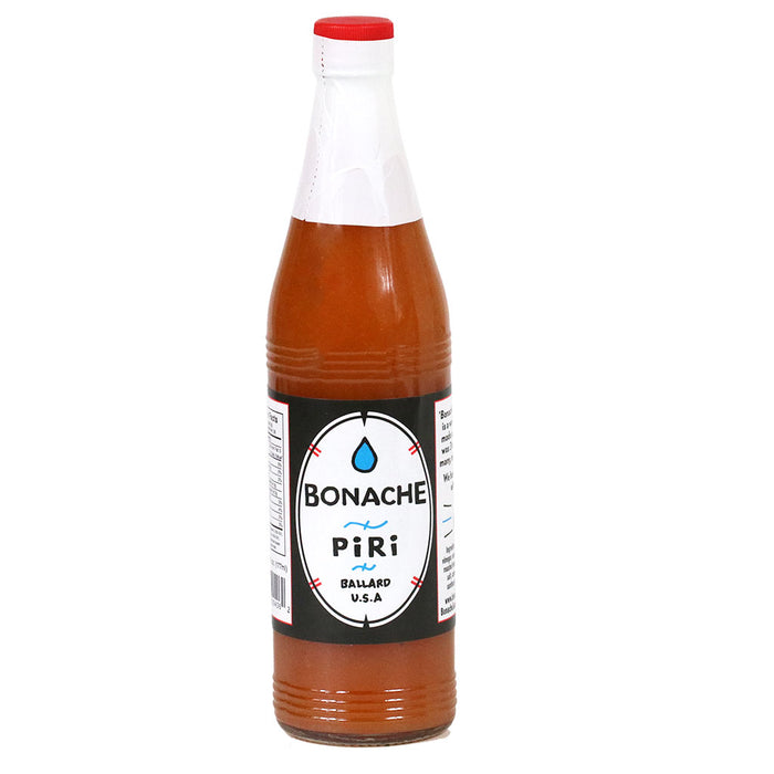 Bonache - Piri Chili Pepper Hot Sauce, 6oz