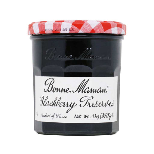 Bonne Maman French Blackberry Jam, 370g (13oz)