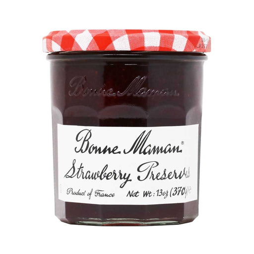 Bonne Maman French Strawberry Jam, 370g (13oz)