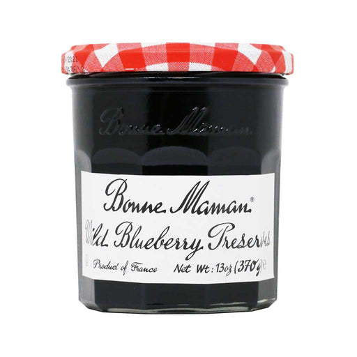 Bonne Maman French Wild Blueberry Jam, 370g (13oz)