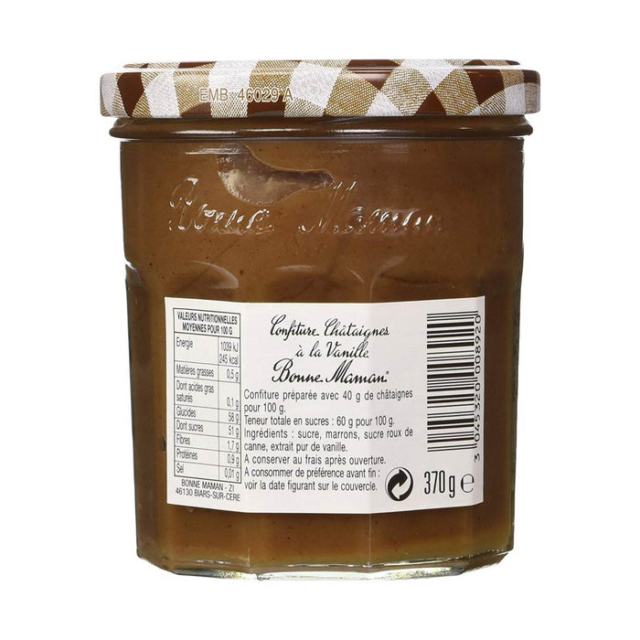 Bonne Maman French Chestnut Jam, 13oz