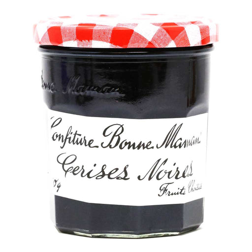 Bonne Maman French Black Cherry Jam, 370g (13oz)