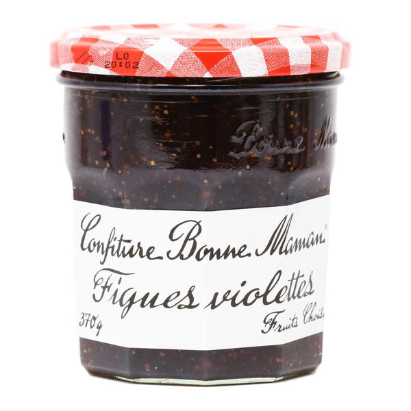 Bonne Maman French Purple Fig Jam, 370g (13oz)