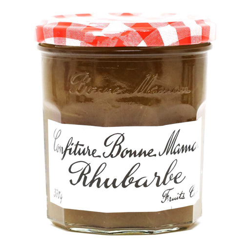 Bonne Maman French Rhubarb Jam, 370g (13oz)