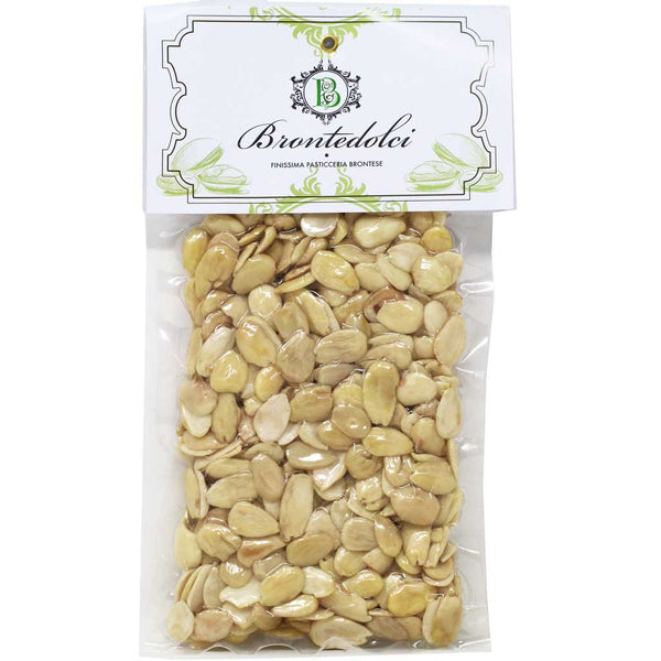 Brontedolci - Peeled Almonds from Sicily, 250g