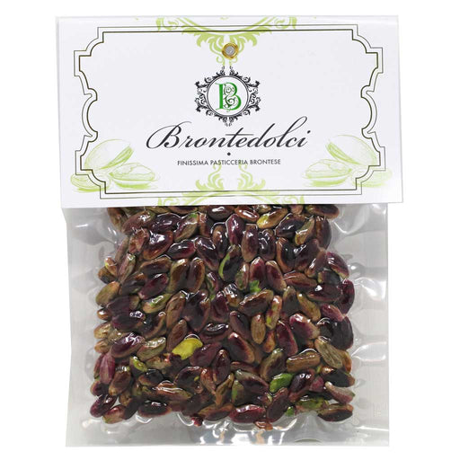 Brontedolci - Shelled Pistachios from Sicily, 100g