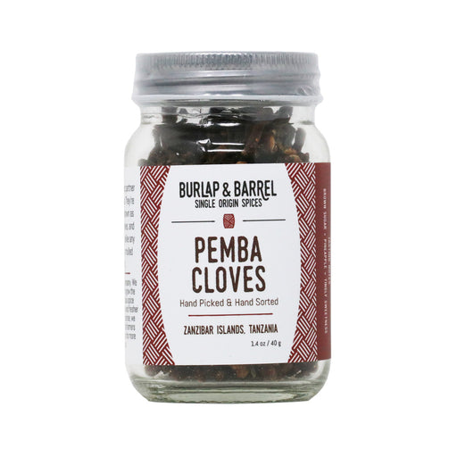 Burlap & Barrel - Pemba Cloves, 1.4oz (40g)