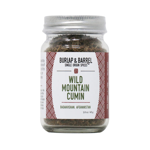 Burlap & Barrel - Wild Mountain Cumin, 1.5oz (42.5g)