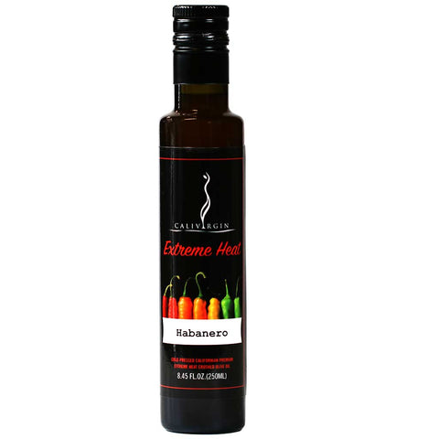 Calivirgin - Habanero Extra Virgin Olive Oil, 250ml