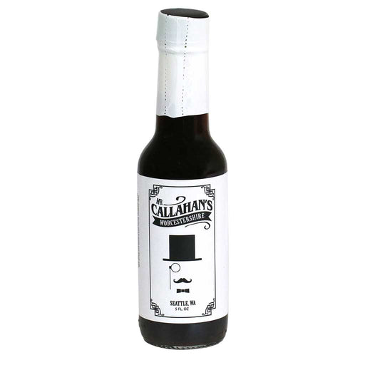 Mike's Fine Brines - Mr. Callahan's Worcestershire Sauce, 5oz