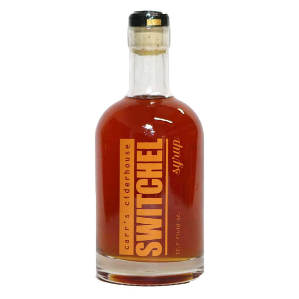 Carr's Ciderhouse - Switchel Syrup, 12.7 fl ounce
