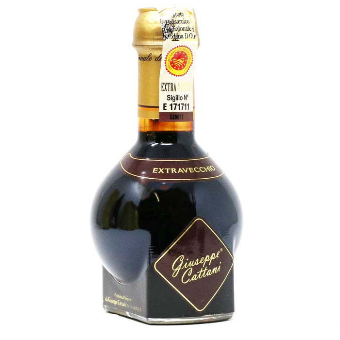 Acetaia Cattani - Traditional Balsamic Vinegar from Modena, Extravecchio (25 Years), 100ml