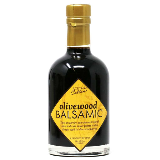Acetaia Cattani - Olivewood Balsamic Vinegar from Modena, 250ml