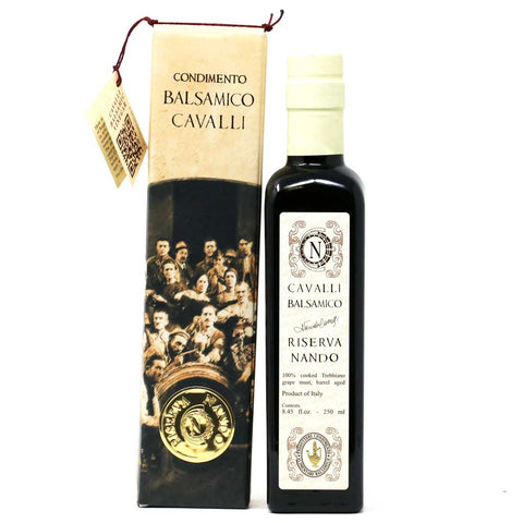 Cavalli - Riserva Nando Balsamic Condiment, 5 Years, 250ml