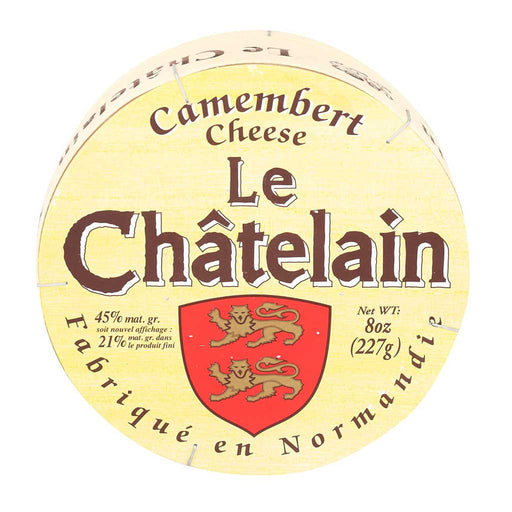 Chatelain - French Camembert Cheese, 8.8oz