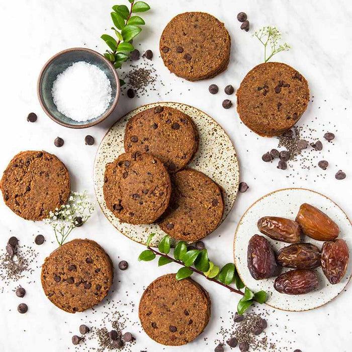 Completeats-Chocolate Chia Vegan and Plant-Based Cookie-myPanier