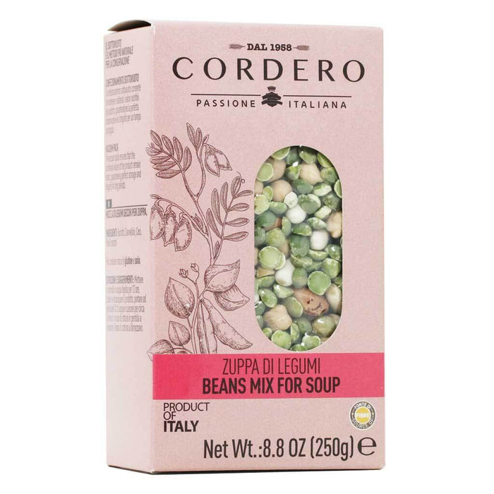 Cordero - Beans Mix for Soup, 8.8oz (250g)