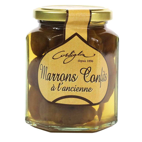 Corsiglia - Chestnut in Syrup 'Old Tradition Method', 200g