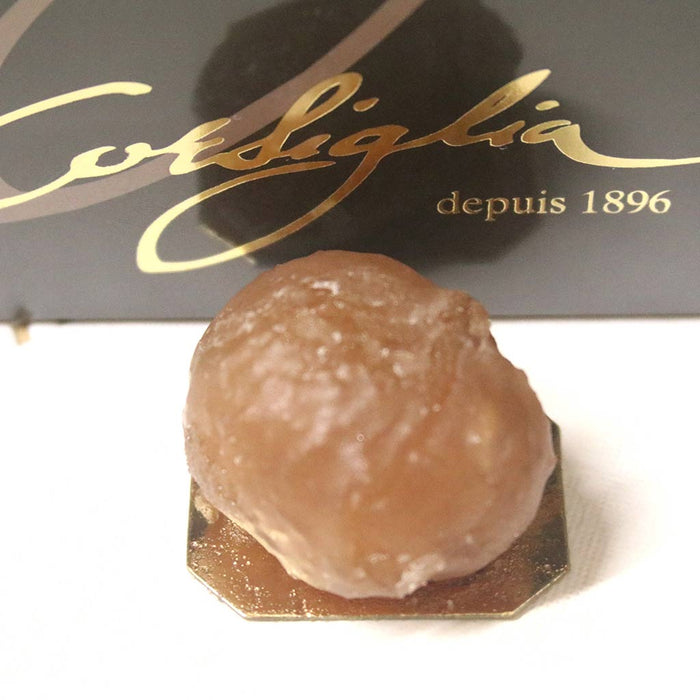 Corsiglia - Artisan Candied Chestnut (Marrons Glaces)