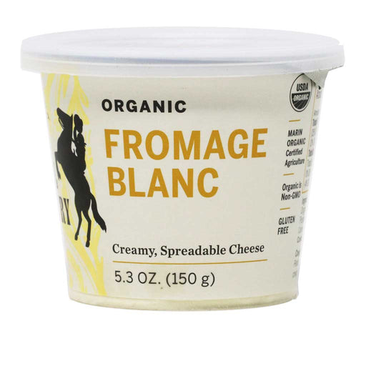Cowgirl Creamery Organic Fromage Blanc, 5.3oz