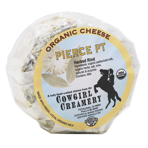 Cowgirl Creamery - Pierce Point with Herbs, 8oz