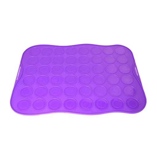 Reusable Non-Stick Silicone Macaron Baking Mat, 7.8oz