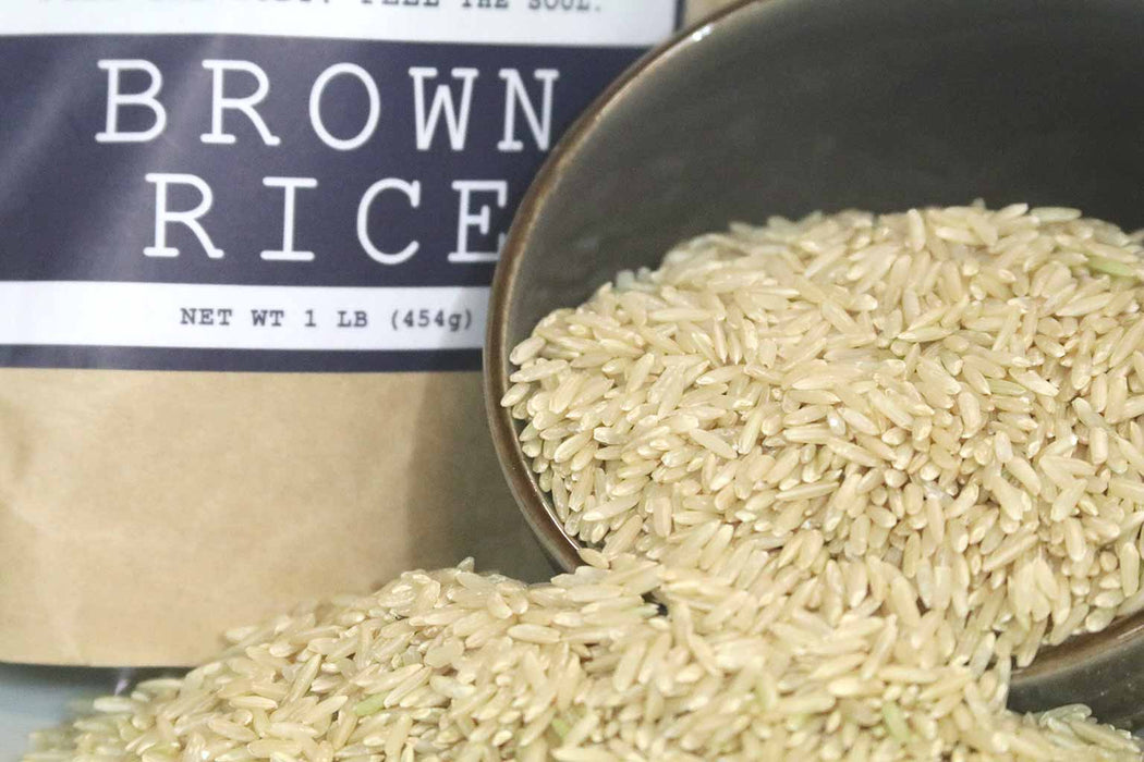Delta Blues Long Grain Brown Rice, 1 lb