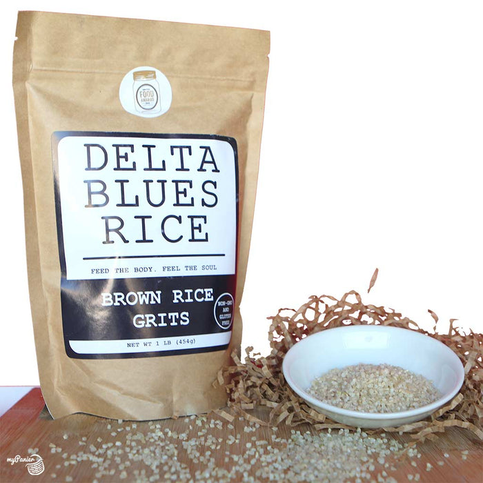 Delta Blues Duo Grits Pack, 2 lbs