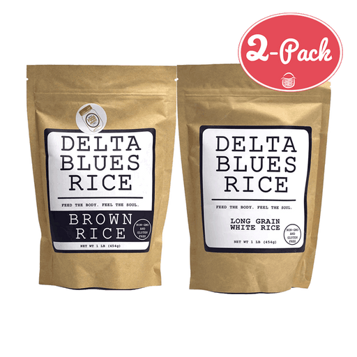 Delta Blues Duo Rice Pack, 2 lbs