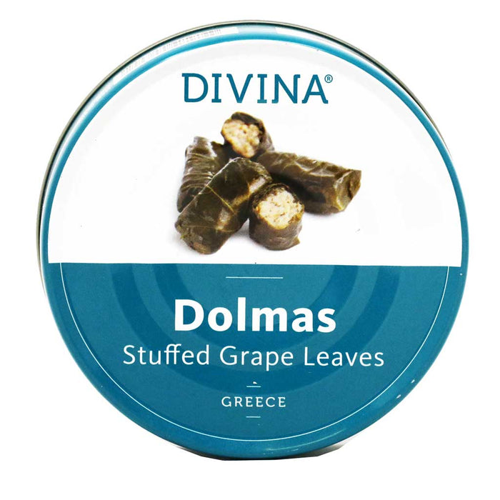 Divina Stuffed Grape Leaves, 7oz