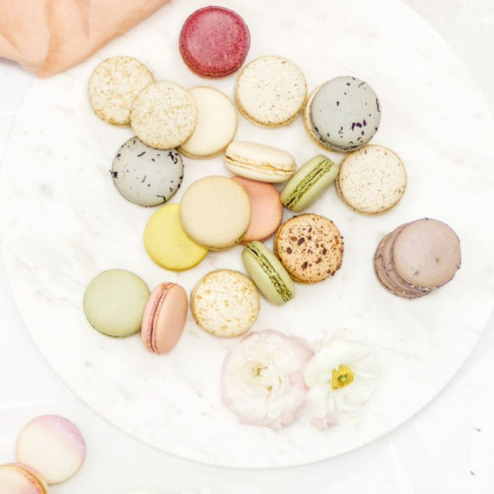 Duverger - All-Natural Degustation French Macarons, 24 Macarons