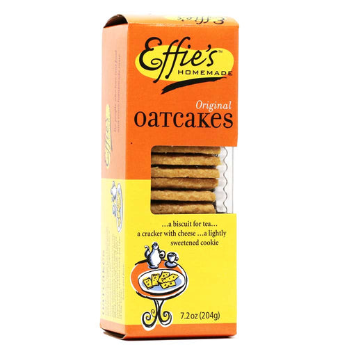 Effie's Homemade - Oatcakes, 7.2oz