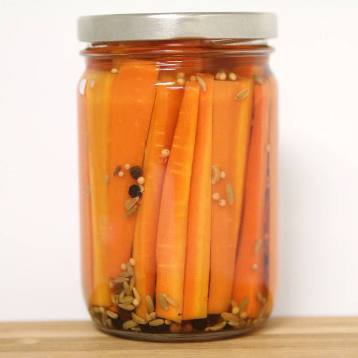 Epic Pickles - Fennel Carrots Pickles, 12oz