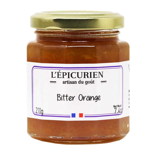 L'Epicurien - Bitter Orange Marmalade, 7.4oz (210g) Jar