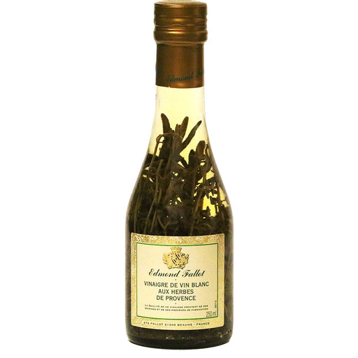 Edmond Fallot - White Wine Vinegar with Herbs of Provence, 250ml