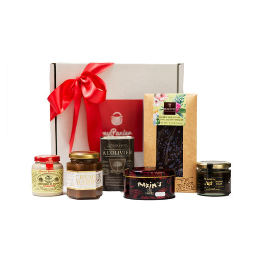 Fancy Gourmet Food Gift Set