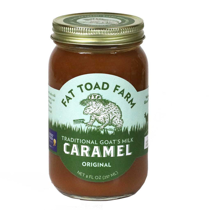 Fat Toad Farm - Original Goat's Milk Caramel Sauce (Cajeta)