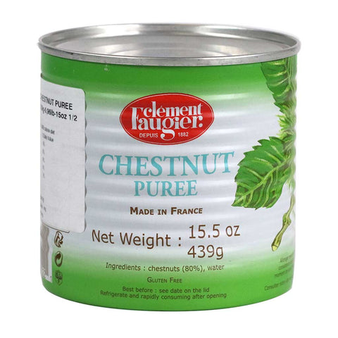 Clement Faugier - Chestnut Puree (Unsweetened), 15.5oz