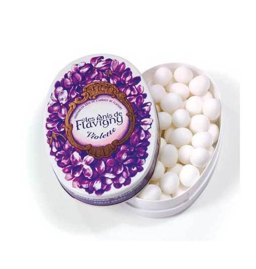 Anis Flavigny - Oval tin 50g (All Flavors) Quick Order